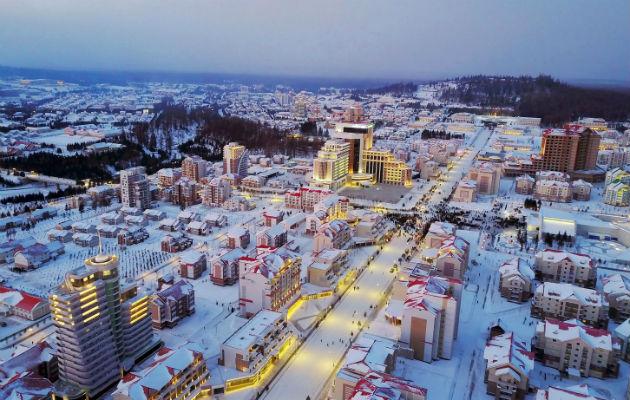 Norcorea desarrolla su turismo