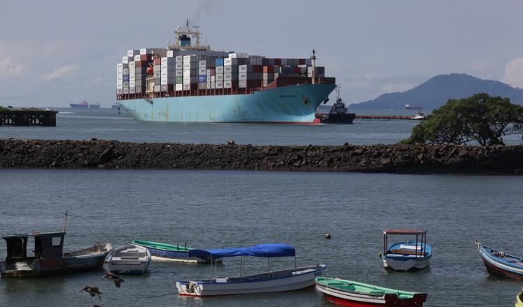 Panamá es conocido a nivel mundial por su registro de naves. Archivo