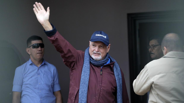 Según Ricardo Martinelli la inversión en el país se ha visto afectada por la persecución política. Foto: Panamá América.