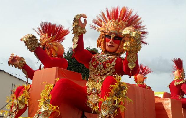 Tableños recibirán el año nuevo en ambiente de carnaval