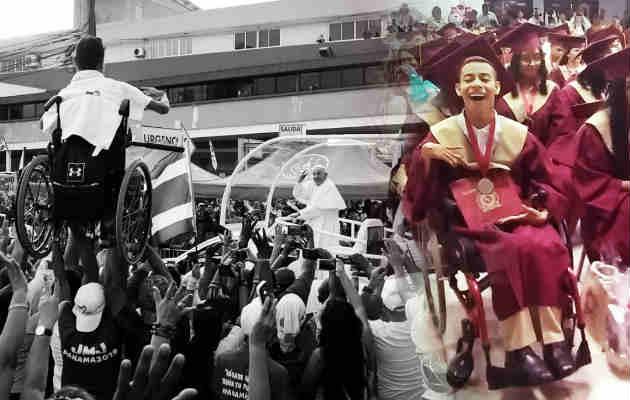 PodCast: La graduación de Lucas, tras el milagro de la mirada del papa Francisco en JMJ Panamá
