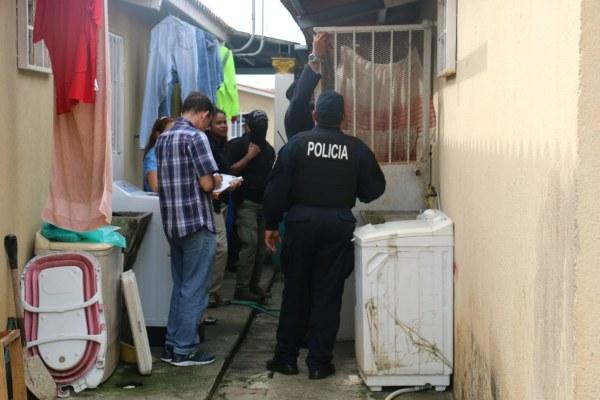 Inician procesos legales contra cuatro detenidos durante el operativo
