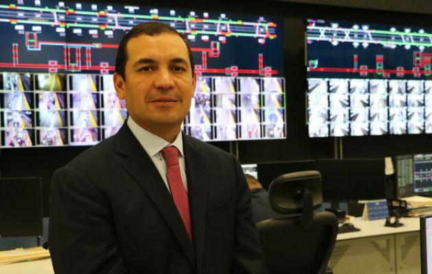 Héctor Ortega dará continuidad al proyecto de El Metro de Panamá