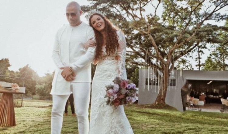 Wisin y Yomaira Ortiz renuevan sus votos matrimoniales