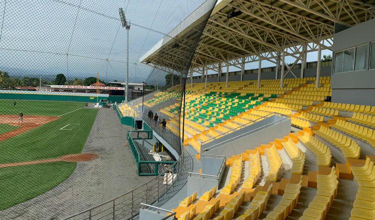Estadios están listos para el béisbol nacional, según Pandeportes