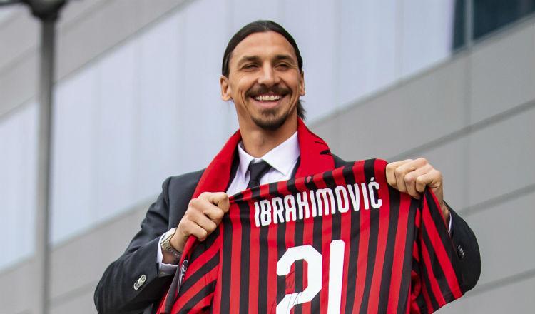 Zlatan Ibrahimovic, entusiasmado con enfrentar a Cristiano Ronaldo en su regreso al Milan