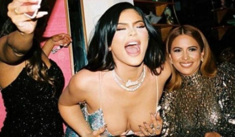 Kylie Jenner revela qué ocurre cuando se pasa de copas