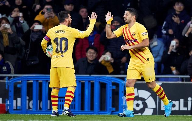 Espanyol le impide al Barcelona adueñarse del liderato solitario de la Liga