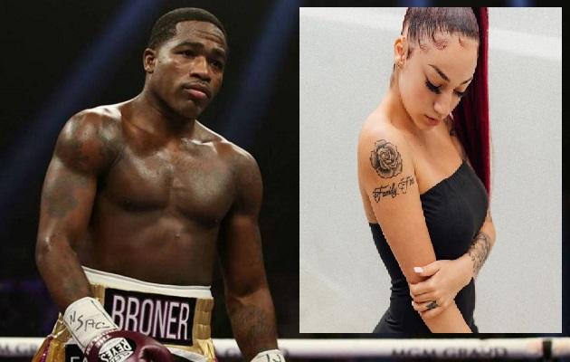 Le salió la bruja a boxeador luego de  coquetear con una rapera de 16 años