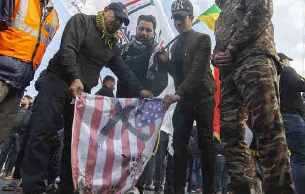 Irán y los posibles blancos de represalia por el ataque de Washington