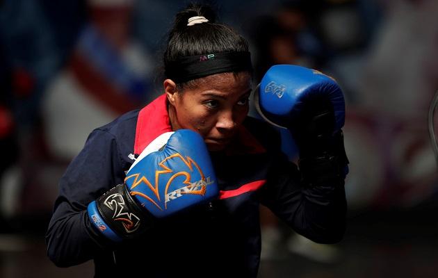 Ledezma batalla contra el tiempo: 'Me queda poco tiempo de carrera y tengo que ser campeona mundial'