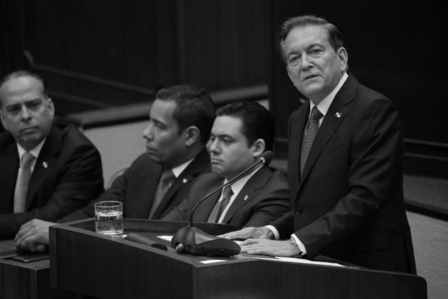 Analizando el discurso del presidente Cortizo