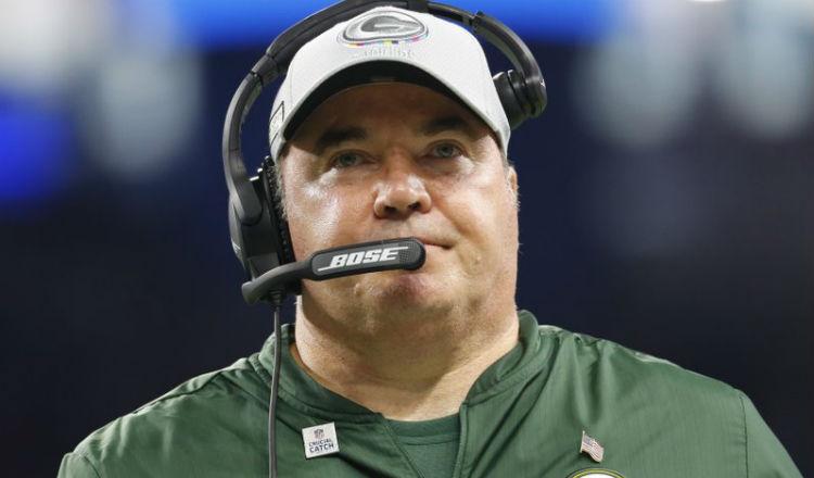 Mike McCarthy será el próximo entrenador de los Cowboys de Dallas