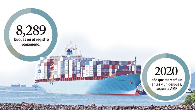 250 nuevos barcos entran al registro panameño en 2019