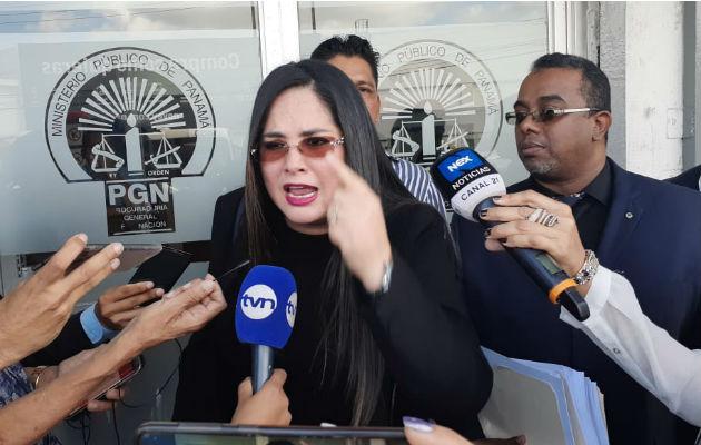 Zulay Rodríguez presenta querella penal contra el fotógrafo Mauricio Valenzuela