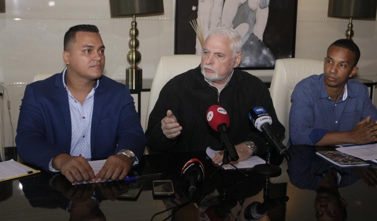 'Hablar de CD en estos momentos es hablar de Ricardo Martinelli'