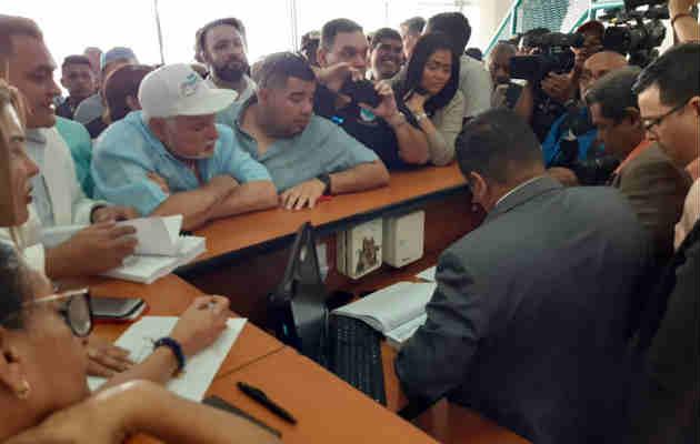 [VIDEO] Ricardo Martinelli plantea renovación de Cambio Democrático