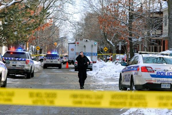Tiroteo en el centro de Ottawa deja un muerto y tres heridos de gravedad
