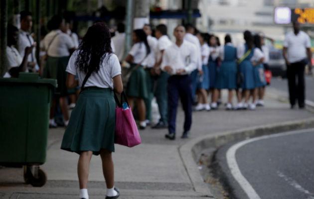 Más de 150 mil jóvenes han abandonado sus estudios en los últimos años