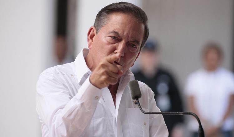 Cárceles en Darién y Colón   para desahogar La Joyita sugiere Laurentino Cortizo