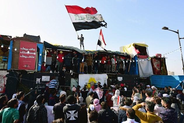 El primer ministro iraquí denuncia la entrada de tropas de EEUU y el vuelo de drones sin permiso