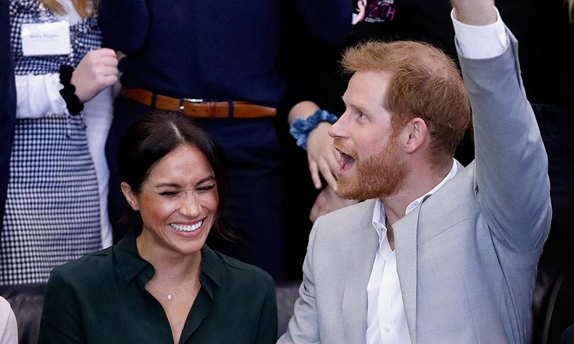 Meghan regresa a Canadá sin el príncipe Harry
