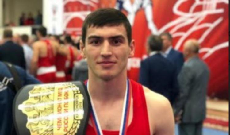 Ruso Khariton Agrba peleará en KO a las Drogas