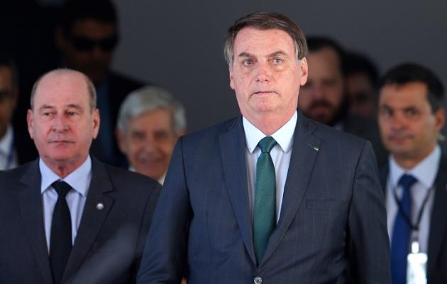 Un año de Jair Bolsonaro