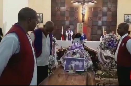 [Video] El Chorrillo le dijo adiós a Pedro 'Sorolo' Rodríguez