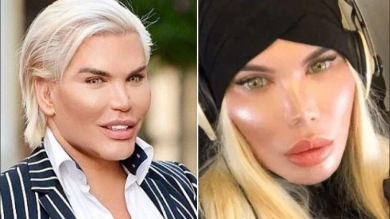 El Ken humano ahora es una Barbie