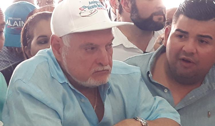 Ricardo Martinelli: 'Si impera política en Tribunal Electoral se creará otro partido'
