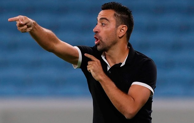 Xavi se ilusiona con tomar las riendas del Barcelona, pero pide respeto para Valverde