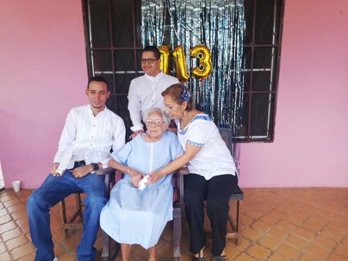 Fallece a los 113 años la mujer más longeva en Panamá