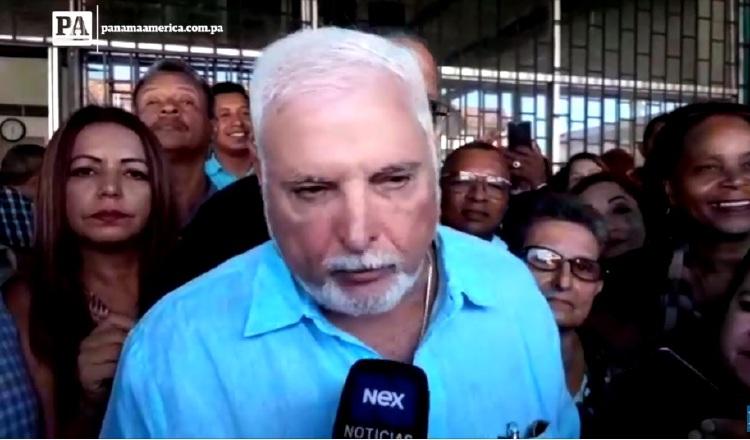 Ricardo Martinelli sigue protegido  por tratado de extradición con Estados Unidos