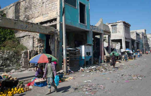 Una década del devastador Terremoto que dejó más de 300 mil muertos en Haití