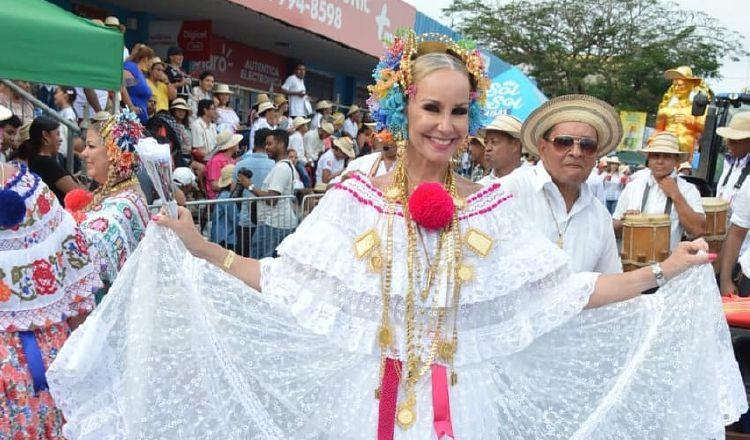 La columna de Doña Perla