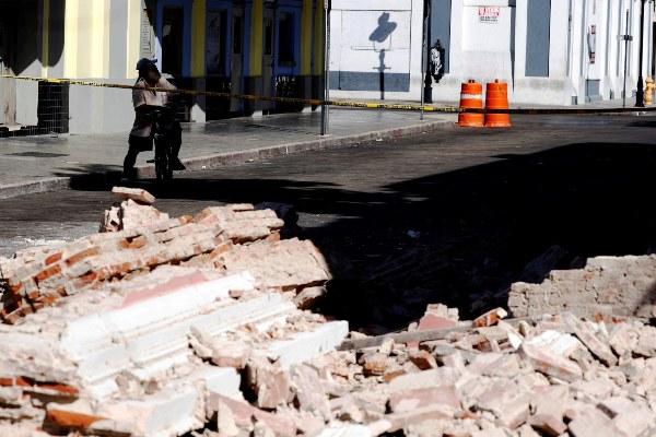 Sismos dejan en evidencia las fallas en Puerto Rico