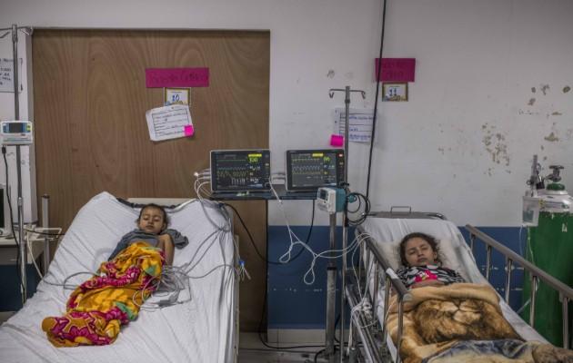 Brote de dengue azota a Honduras