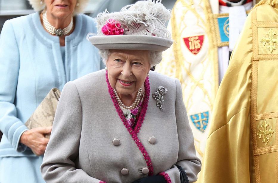 Reina Isabel II. Foto: Instagram