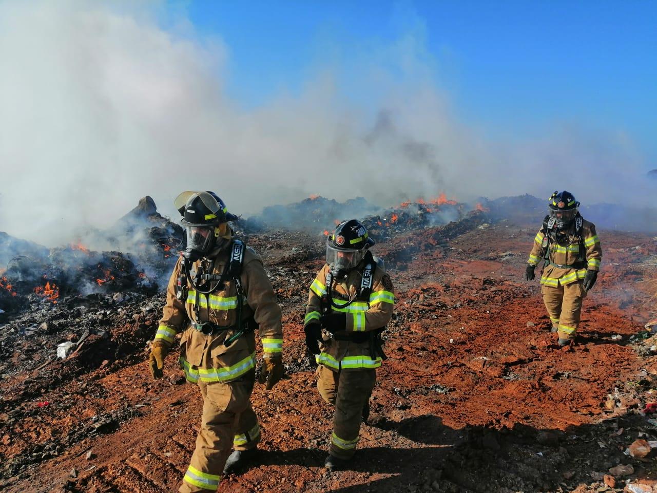 En menos de una semana arde otro vertedero en la región de Azuero