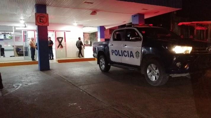Tratan de matar desde un auto en marcha  a un hombre en el área de El Tecal