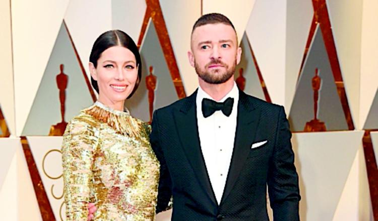 Jessica Biel sigue molesta con Justin Timberlake