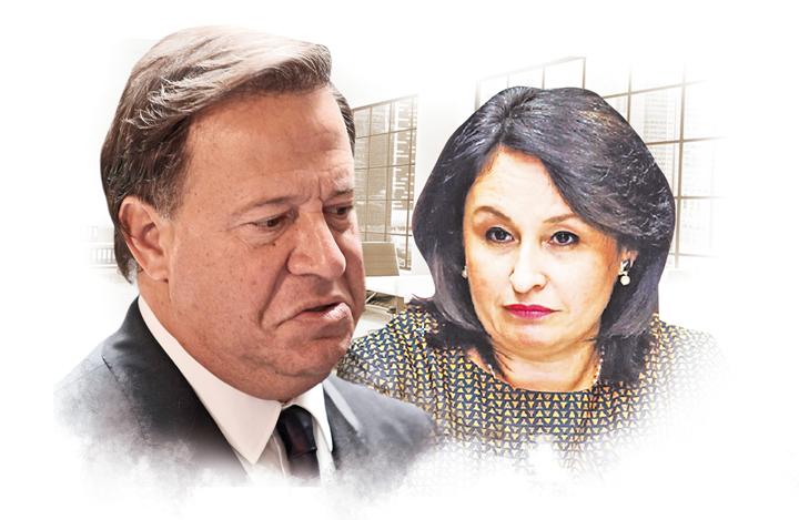 Kenia Porcell y Juan Carlos Varela acumulan 17 denuncias en el Ministerio Público