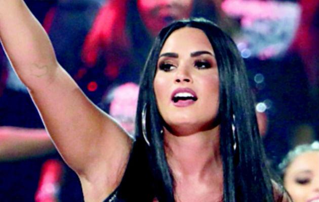 Demi Lovato cantará el himno de Estados Unidos en el Super Bowl