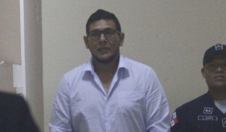Fiscal Jesús Varela,  bajo detención preventiva