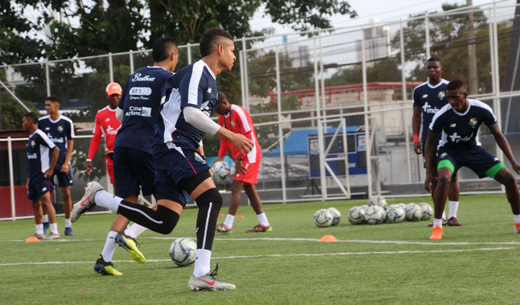 Selección Sub-20 de Panamá enfrentará a rivales caribeños en el premundial