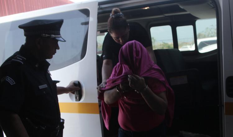 Condenan a 23 años de prisión a la descuartizadora de Aguadulce