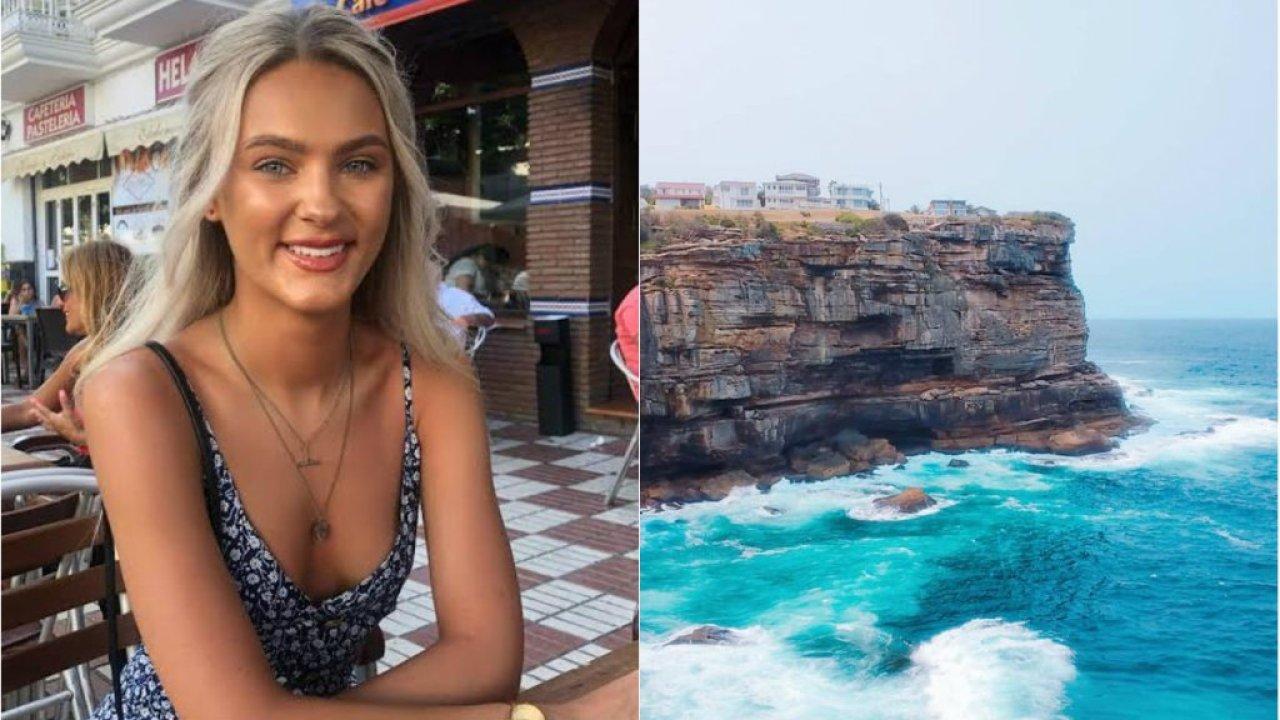 Muere modelo británica al caer por un acantilado mientras se hacía un selfie