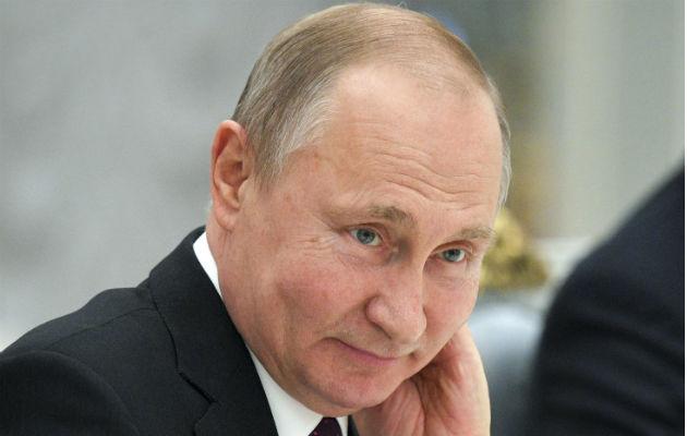 Putin ha planteado que Rusia crezca por encima de la media mundial en 2021. Foto: EFE.