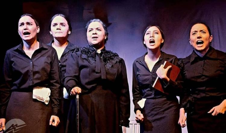 Presentarán 'La Casa de Bernarda Alba',  de Lorca,  en el Teatro Nacional